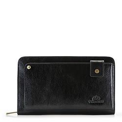 Příruční taška s poutkem, černá, 21-3-377-1, Obrázek 1