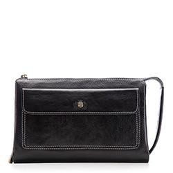 Příruční taška s poutkem, černá, 22-3-375-1, Obrázek 1