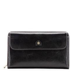 Příruční taška s poutkem, černá, 22-3-376-1, Obrázek 1