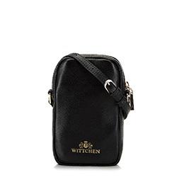 Dámská kabelka, černá, 92-2E-314-1, Obrázek 1