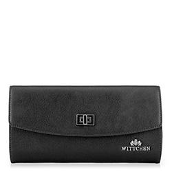 Dámská kabelka, černá, 88-4E-431-1, Obrázek 1