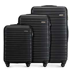 Sada zavazadel, černá, 56-3A-31S-11, Obrázek 1
