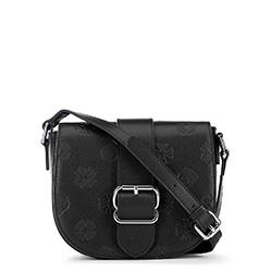 Dámská kabelka, černá, 91-4E-612-1, Obrázek 1