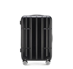 Střední kufr, černá, 56-3A-342-10, Obrázek 1
