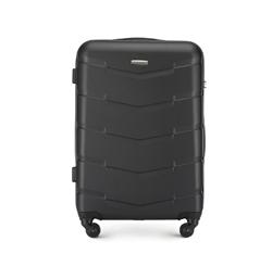 Střední kufr, černá, 56-3A-402-11, Obrázek 1