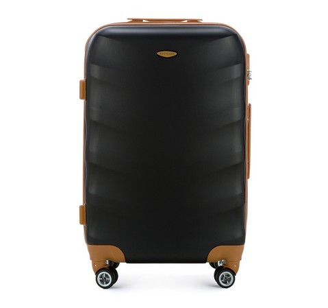 Střední zavazadlo, černá, 56-3A-232-88, Obrázek 1