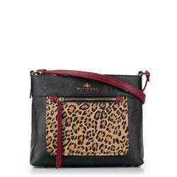 Dámská kabelka, černá, 89-4E-206-X1, Obrázek 1