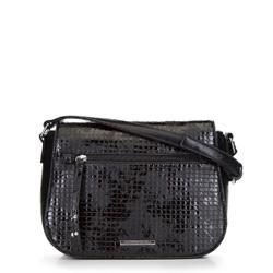 Dámská kabelka, černá, 90-4Y-404-1, Obrázek 1
