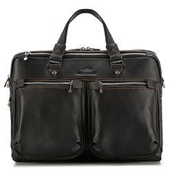 Taška na notebook, černá, 20-3-022-1, Obrázek 1
