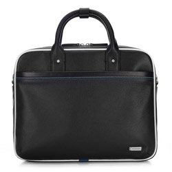 Taška na notebook, černá, 87-3U-501-1, Obrázek 1