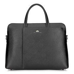 dámská kabelka, černá, 88-4E-413-1, Obrázek 1