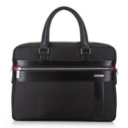 Taška na notebook, černá, 89-3U-203-1, Obrázek 1