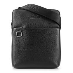 Taška přes rameno, černá, 20-3-038-11, Obrázek 1