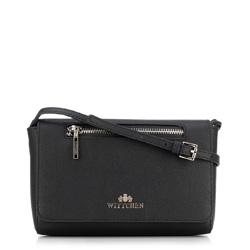 Dámská kabelka, černá, 89-4E-419-1, Obrázek 1