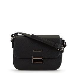Dámská kabelka, černá, 90-4Y-702-1, Obrázek 1
