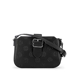 Dámská kabelka, černá, 91-4E-611-1, Obrázek 1