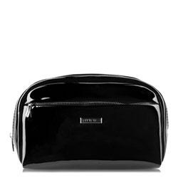 Kosmetická taška, černá, 87-3-560-1, Obrázek 1