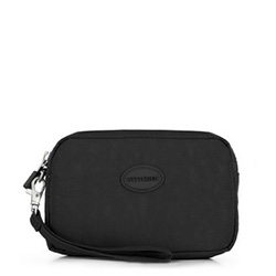 Toaletní taška, černá, 89-3-900-1, Obrázek 1