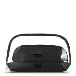 Toaletní taška, černá, 89-3P-201-1, Obrázek 1