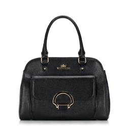 dámská kabelka, černá, 88-4E-357-1, Obrázek 1