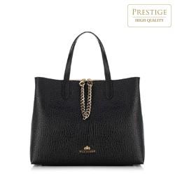 Tote bag, černá, 89-4E-422-1, Obrázek 1