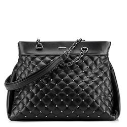 Dámská kabelka, černá, 89-4Y-605-1, Obrázek 1