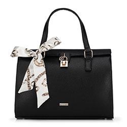 Dámská kabelka, černá, 90-4Y-608-1, Obrázek 1