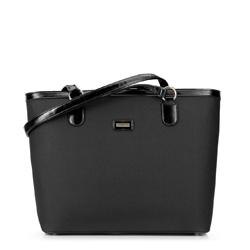 Dámská kabelka, černá, 92-4Y-630-1, Obrázek 1