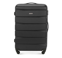 Velký cestovní zavazadlo, černá, 56-3A-363-10, Obrázek 1
