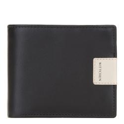 Peněženka, černo-béžová, 26-1-119-19, Obrázek 1