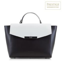 dámská kabelka, černo-bílá, 88-4E-002-1, Obrázek 1
