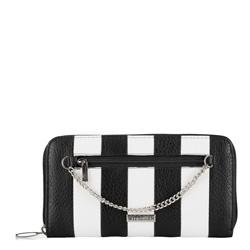 Peněženka, černo-bílá, 89-1Y-550-01, Obrázek 1