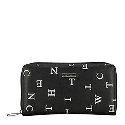 Dámská peněženka, černo-bílá, 90-1Y-550-1, Obrázek 1