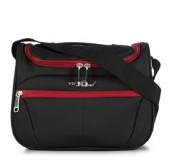 Toaletní taška, černo-červená, V25-3S-235-15, Obrázek 1