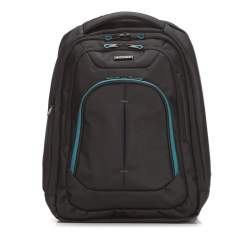 Batoh, černo-modrá, 56-3S-632-1B, Obrázek 1