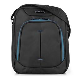Taška Messenger, černo-modrá, 56-3S-632-1D, Obrázek 1