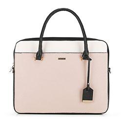 Dámská kabelka, černo-růžová, 90-4Y-616-X1, Obrázek 1