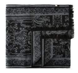 Pánská šála, černo šedá, 81-7M-S40-X04, Obrázek 1