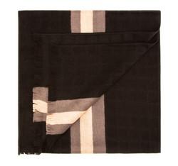 Pánská šála, černo šedá, 85-7M-S40-X4, Obrázek 1