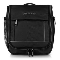 Toaletní taška, černo šedá, 56-3S-464-12, Obrázek 1