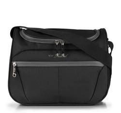 Toaletní taška, černo šedá, V25-3S-235-01, Obrázek 1
