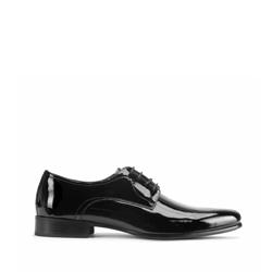 Panské boty, černo-stříbrná, 93-M-519-1G-41, Obrázek 1
