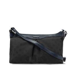 Dámská kabelka, černo-tmavěmodrá, 85-4E-917-17J, Obrázek 1