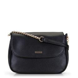 Dámská kabelka, černo-zlatá, 92-4Y-305-1, Obrázek 1