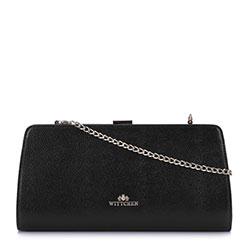 Dámská kabelka, černo-zlatá, 93-4E-626-10, Obrázek 1