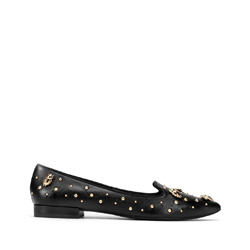 Dámské boty, černo-zlatá, 93-D-752-1-36, Obrázek 1