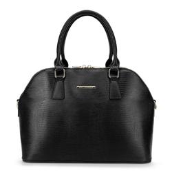 Dámská kabelka, černo-zlatá, 92-4Y-216-01, Obrázek 1