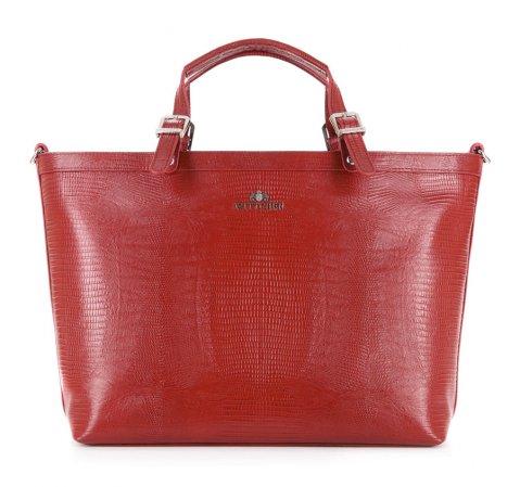 Dámská kabelka, červená, 15-4-204-3J, Obrázek 1
