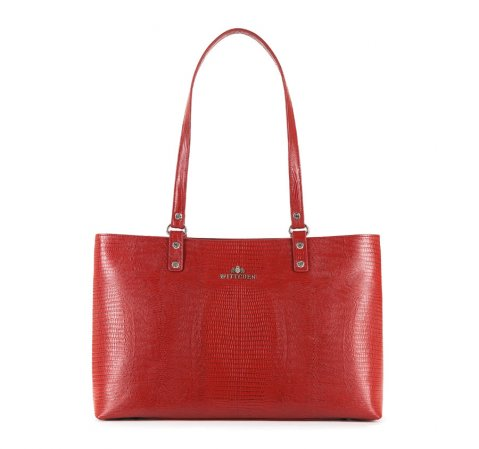 Dámská kabelka, červená, 15-4-205-3J, Obrázek 1