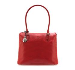 Dámská kabelka, červená, 35-4-049-3, Obrázek 1